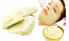 Multani Mitti 1kg Fuller's Fullers Earth powder Facial Clay Face Pack Free Ship