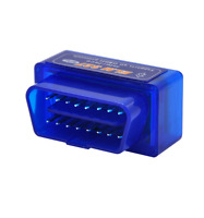 Mini ELM327 V2.1 OBD2 II Bluetooth Diagnostic Car Auto Interface Scanner K