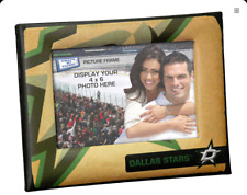 Dallas Stars 4x6 inch Picture Frame, Vintage Style
