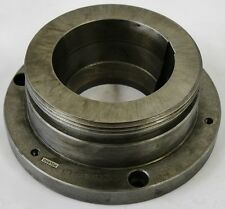 "8"" Lathe Chuck Adapter Plate L-1 Spindle Mount Taper 13/16"" Thickness POLAND"