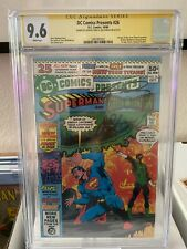 DC Comics Presents #26 CGC 9.6 Signed By Perez And Starlin. 1st New Teen Titans