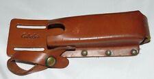 Leather Belt Carry Case for MOTOROLA 6550 Radio by CABELAS