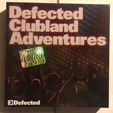 DEFECTED CLUBLAND ADVENTURES • Various • Cofanetto 5 CD • 2009 Defected