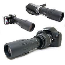 10x 42 1000mm Telescope for Canon EOS Rebel T6i 750D Kiss X8i EF-s 18-55mm Lens