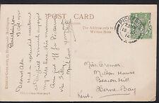 Genealogy Postcard - Family History - Cremer - Herne Bay - Kent  A9288