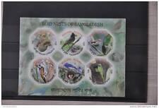G 232 ++ BANGLADESH 2012 ++ VOGELS BIRDS NESTS OISEAUX ++ POSTFRIS MNH **