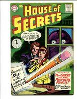 House of Secrets 23 4.0 VG 1st Mark Merlin CGC it 1959 Bin $195 OBO Nice copy!
