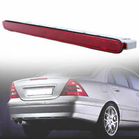 Third 3rd Brake Stop Light Red fits Mercedes Benz C-Class W203 Sedan 01-07 A 203