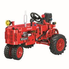 Bausteine ??-7070 Technology Machinery Klassischer Traktor Spielze ovp
