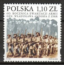 Poland - 2002 60 years army evacuation from Russia - Mi. 3964 MNH