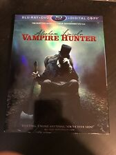 Abraham Lincoln: Vampire Hunter Blu-ray Disc, 2012, 2-Disc Set