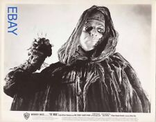 Scary monster The Mask VINTAGE Photo