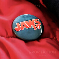 """Back to the Future II - BTTF Prop 'Jaws 19' Promo Cosplay 1.5"""" Button Badge"""