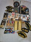 US NAVY MEDALS , RIBBONS, PATCHES , BADGES, OFFICER RANK DEVICES,PATCHES BELT