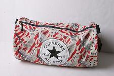 Converse Standard Duffel Poly Bag (American Glitch White)