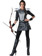 Midnight Huntress Medieval ADULT Womens Costume Size XL NEW