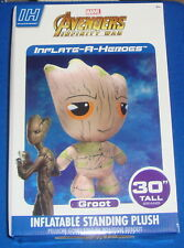"Marvel Avengers Infinity War Inflatable Groot 30"" Tall MIB"