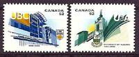 [CF5213] Canadá 2008, Serie Universidades (MNH)