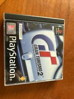 Gran Turismo 2 Playstation 1 Game Complete