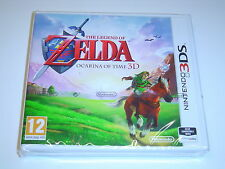 THE LEGEND OF ZELDA OCARINA OF TIME 3D NINTENDO 3DS *BRAND NEW*