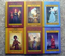 6 Dear America Royal Diaries Elizabeth Isabel Marie Antoinette Lady Ch'iao Kuo +