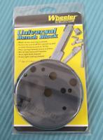 Wheeler Engineering Universal Bench Block Gunsmithing Supplies-Firearm Assemble