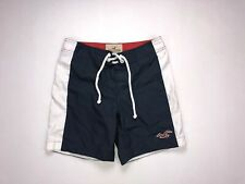 HOLLISTER Board Shorts - Small - Navy - Great Condition - Men's