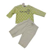 ducky beau Baby-Anzug 2-teilig Jogging Mädchen Hose Shirt Lemon Gr. 62 NEU!!!