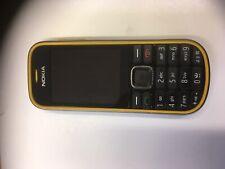 Nokia 3720 Classic - Gelb (Ohne Simlock) Handy