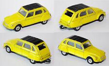 Corgi Toys 287 Citroen Dyane 1:36 Modell 1978