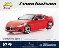 #24560 - Cobi Maserati GranTurismo - Rot - 1:35