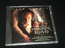 IMMORTAL BELOVED<>MOTION PICTURE SOUNDTRACK <> US CD ~SONY SK 66301