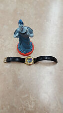 Disney Villains Series Hades watch 1855 Of 3000 with Hades Statue
