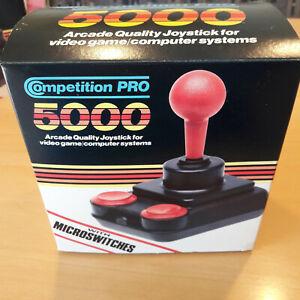 Joystick Competition PRO 5000 Amiga, C64, VC20, MSX, Atari, Sinclair #2