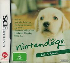 Nintendogs - Lab, Nintendo DS game, Used