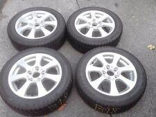 6,5x16 et34 bmw Brock llantas de aluminio 195/55-r16 los neumáticos de invierno bridgestone lm32 195-55