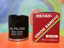 NEW UNION SANGYO Engine Oil Filter C-171 TOYOTA 1975-2011 New Old Stock Lot 2