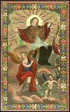 SANTINO HOLY CARD IMAGE PIEUSE - SAN S. GIOVANNI NEPOMUCENO - MARTIRE