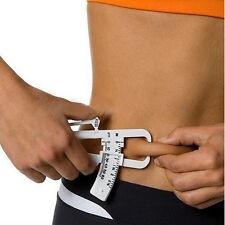 Personal Body Accu Fat Caliper Tester Fitness Keep Health Slim Skin Analyzer