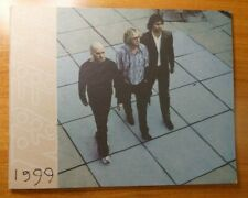R.E.M. Rem 1999 Up Tour Program