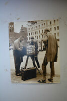 Original ALAN HOUGHTON fine art Photography STREET PHOTOGRAPHER  1968 16 X 20