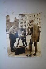 Colorized JFK Half Dollar U.S Coin LA Street Art BANKSY PARKING GIRL SWING