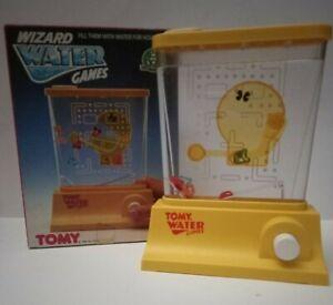 Tomy - WIZARD WATER GAMES / MR MOUTH _ PAC MAN Ref. 7014 - Giochi Preziosi