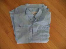 Men's Columbia PFG Vented Shirt, Omni Shade, Size Small, Used LIGHT BLUE