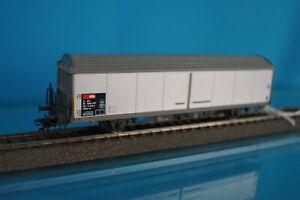 Marklin 4727 SBB CFF Closed Freight Car with Breakersplatfom