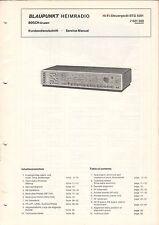 BLAUPUNKT - STG 5091 - 7621550 - Kundendienstschrift Service Manual   - B3376