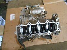 Kawasaki ZX600 ZX 600 Ninja 2000 engine bottom end cases crankshaft transmission