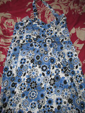 Spotted Viscose Long Plus Size Dresses for Women