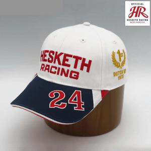 Retro GP Official Hesketh Racing Cap