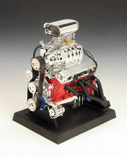 ENGINE CHEVROLET BLOWN HOT ROD 1/6 MODEL BY LIBERTY CLASSICS 84035